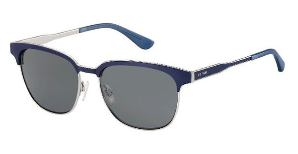 Tommy Hilfiger TH 1356/S K2F/P9 GREYPLD BLUE (GREY)