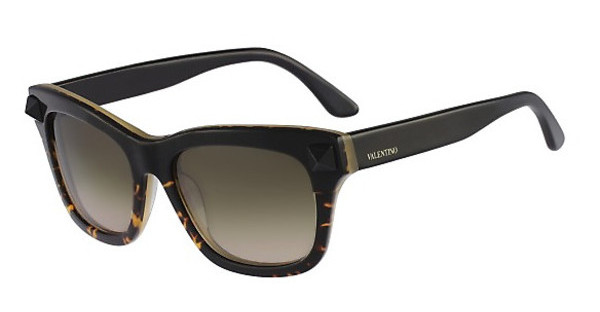 Valentino V670S 013 BLACK HAVANA/HONEY