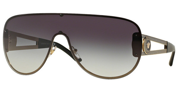 Versace VE2166 12528G GREY GRADIENTPALE GOLD