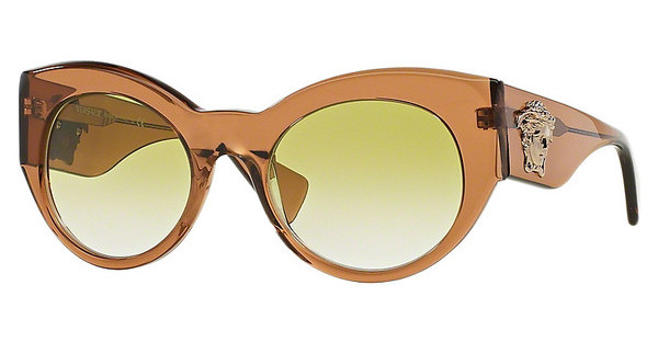 Versace VE4297 617/8E GREEN GRADIENTTRANSPARENT BROWN