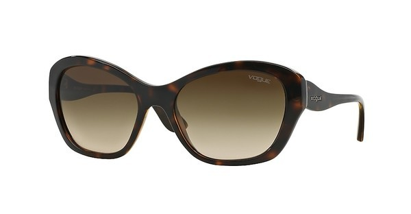 Vogue VO2918S W65613 BROWN GRADIENTDARK HAVANA