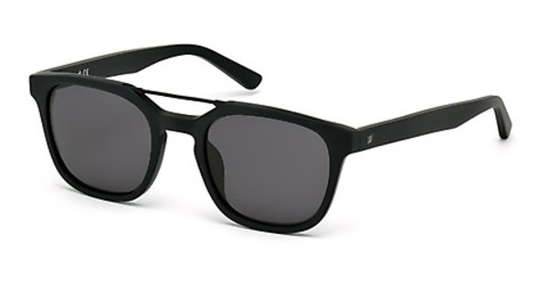 Web Eyewear WE0166 02A grauschwarz matt
