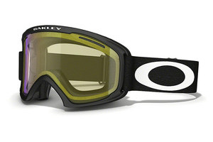 Oakley OO7045 59-361 HI YELLOW IRIDIUMMATTE BLACK