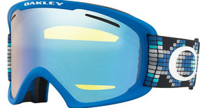 Oakley OO7045 704535 HI YELLOW IRIDIUMDIGI SNAKE IRON BLUE