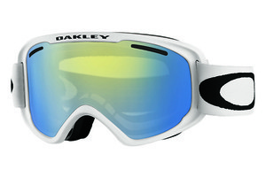 Oakley OO7066 706622 HI YELLOW IRIDIUMMATTE WHITE