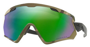 Oakley OO7072 707209 PRIZM SNOW JADE IRIDIUMARMY CAMO COLLECTION