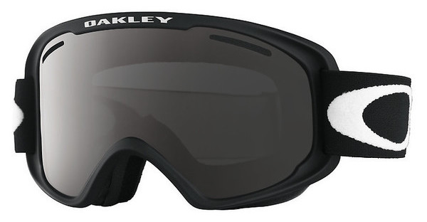 Oakley OO7066 706619 DARK GREYMATTE BLACK