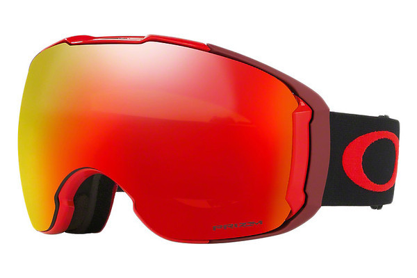 Oakley OO7071 707119 PRIZM TORCH IRIDIUM & PRIZM ROOBSESSED LINES RED