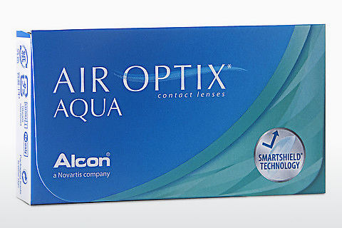 Lentes de contacto Alcon AIR OPTIX AQUA (AIR OPTIX AQUA AOA6)
