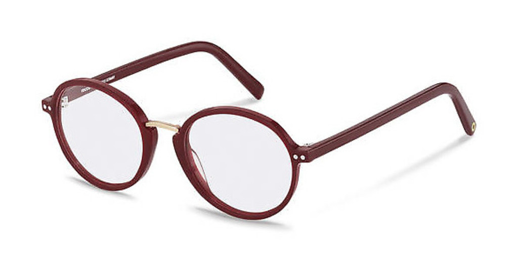 Rocco by Rodenstock   RR455 B dark red, gun