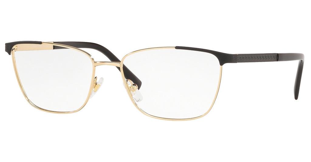 Versace   VE1262 1456 MATTE BLACK/GOLD