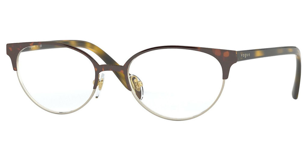 Vogue   VO4160 5078 HAVANA/PALE GOLD