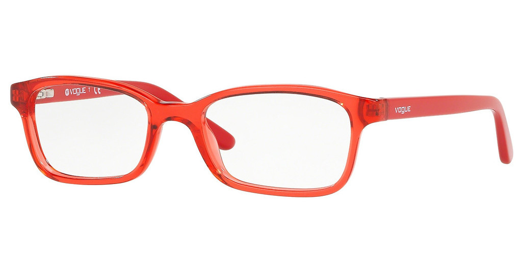 Vogue   VO5070 2572 TRANSPARENT RED