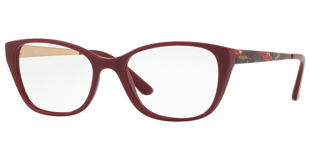 Vogue   VO5190 2566 DARK RED