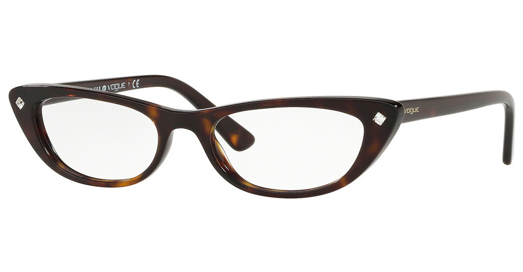 Vogue   VO5236B W656 DARK HAVANA