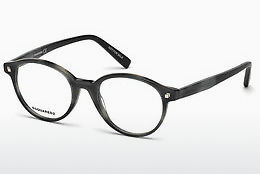 Óculos de design Dsquared DQ5227 056 - Havanna