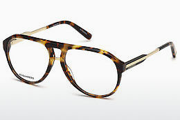 Óculos de design Dsquared DQ5242 053 - Havanna, Yellow, Blond, Brown