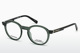 Óculos de design Dsquared DQ5249 093 - Verde, Bright, Shiny