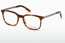 Óculos de design Ermenegildo Zegna EZ5143 053 - Havanna, Yellow, Blond, Brown