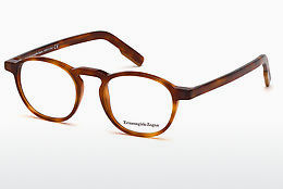 Óculos de design Ermenegildo Zegna EZ5144 053 - Havanna, Yellow, Blond, Brown
