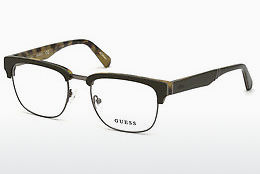 Óculos de design Guess GU1942 097 - Verde, Dark, Matt