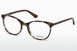 Óculos de design Guess GU2657 053 - Havanna, Yellow, Blond, Brown