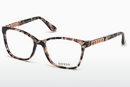 Óculos de design Guess GU2676 059 - Corno, Beige, Brown
