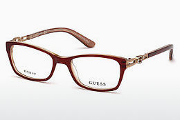 Óculos de design Guess GU2677 069 - Bordeaux, Bordeaux, Shiny