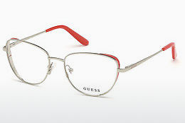 Óculos de design Guess GU2701 006 - Cinzento, Nickel, Tin, Dark, Shiny