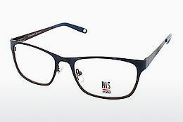 Óculos de design HIS Eyewear HT882 002 - Preto