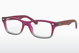 Óculos de design Ray-Ban Junior RY1531 3648 - Rosa