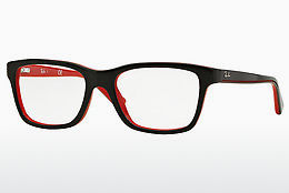 Óculos de design Ray-Ban Junior RY1536 3573 - Preto