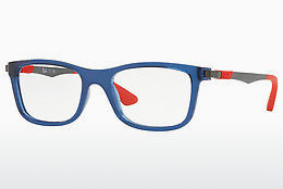 Óculos de design Ray-Ban Junior RY1549 3734 - Transparente, Azul