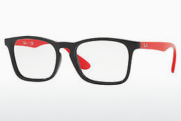Óculos de design Ray-Ban Junior RY1553 3725 - Preto