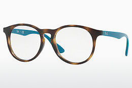 Óculos de design Ray-Ban Junior RY1554 3728 - Castanho, Havanna