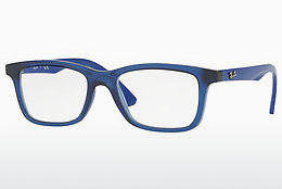 Óculos de design Ray-Ban Junior RY1562 3686 - Transparente, Azul
