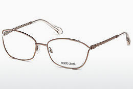 Óculos de design Roberto Cavalli RC5042 034 - Bronze, Bright, Shiny