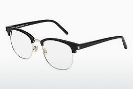 Óculos de design Saint Laurent SL 104 001 - Preto