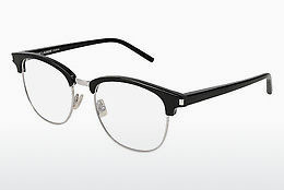 Óculos de design Saint Laurent SL 104 007 - Preto