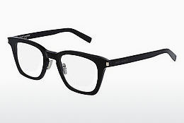 Óculos de design Saint Laurent SL 139 SLIM 001 - Preto