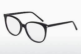 Óculos de design Saint Laurent SL 39 001 - Preto