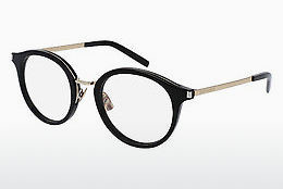 Óculos de design Saint Laurent SL 91 005 - Preto