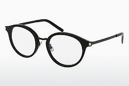 Óculos de design Saint Laurent SL 91 006 - Preto
