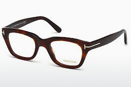 Óculos de design Tom Ford FT5178 052 - Castanho, Dark, Havana