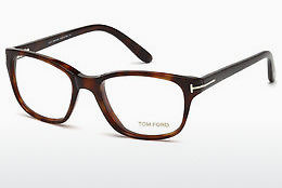 Óculos de design Tom Ford FT5196 052 - Castanho, Dark, Havana