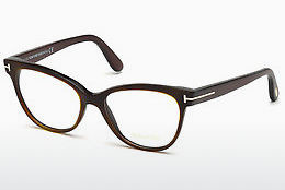 Óculos de design Tom Ford FT5291 052 - Castanho, Dark, Havana