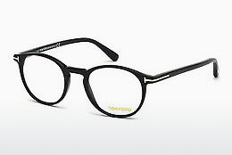 Óculos de design Tom Ford FT5294 52A - Castanho, Havanna
