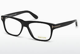 Óculos de design Tom Ford FT5312 002 - Preto, Matt