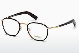 Óculos de design Tom Ford FT5333 056 - Havanna