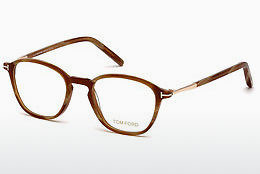 Óculos de design Tom Ford FT5397 062 - Castanho, Horn, Ivory